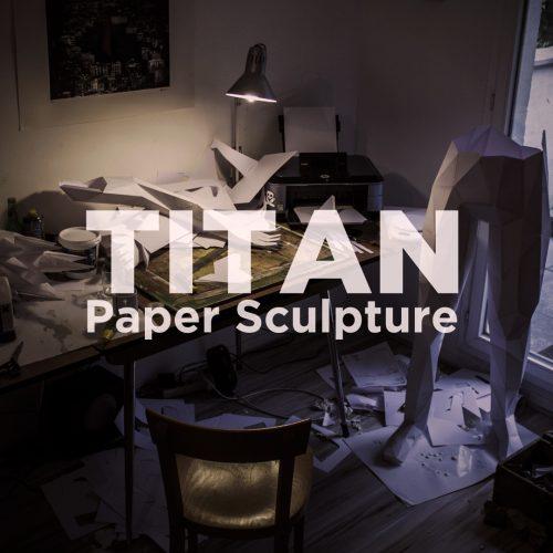 titan_paper_sculptue